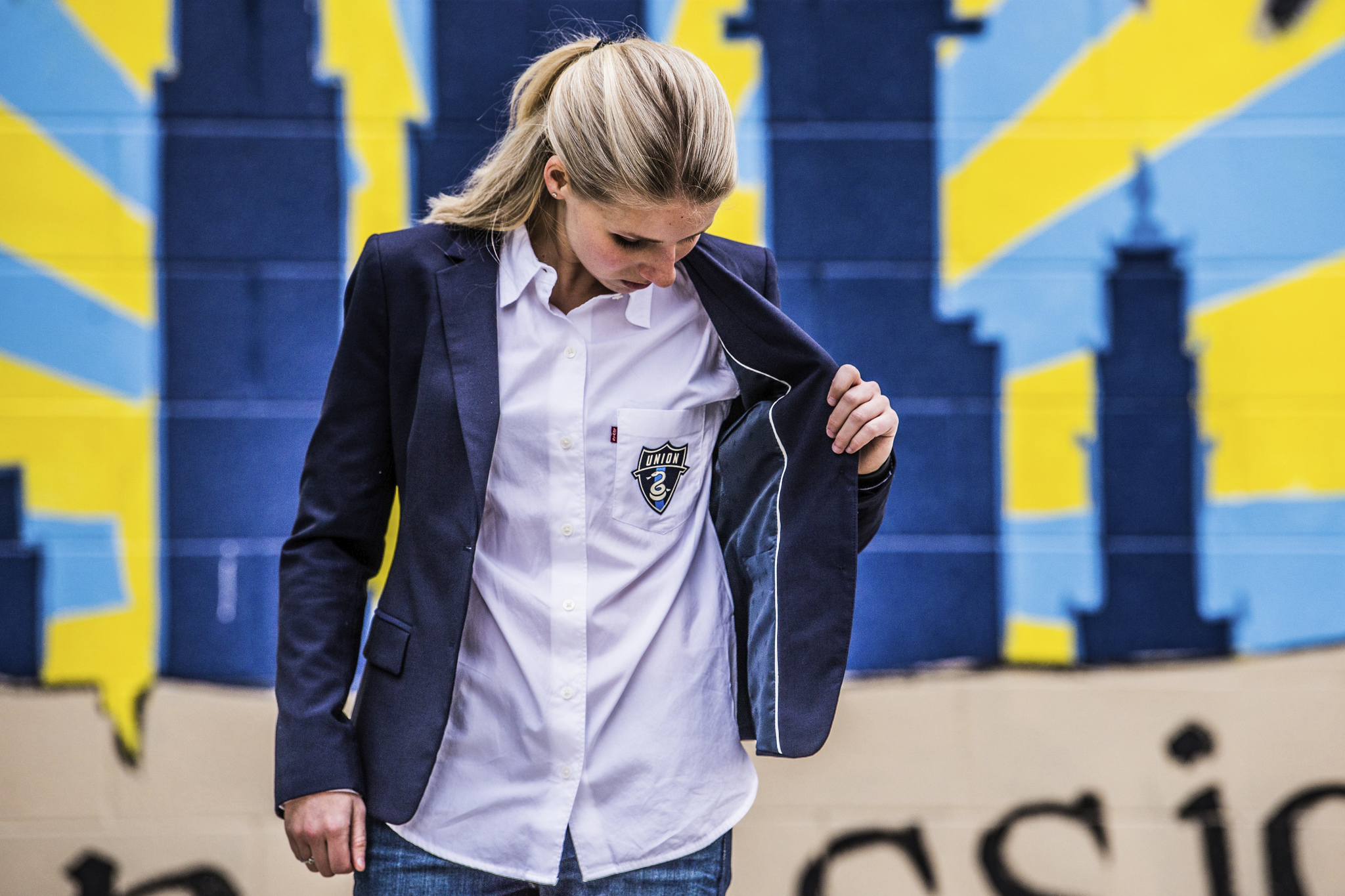 online store c0fa6 3e657 Levi's Swags Out the Philadelphia Union's Front Office ...