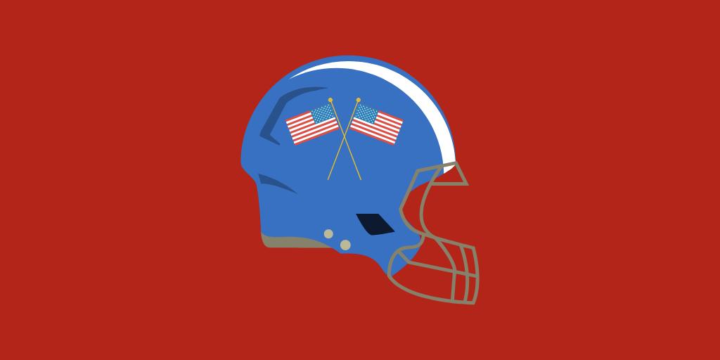 Sponsors - NFL - National Anthem