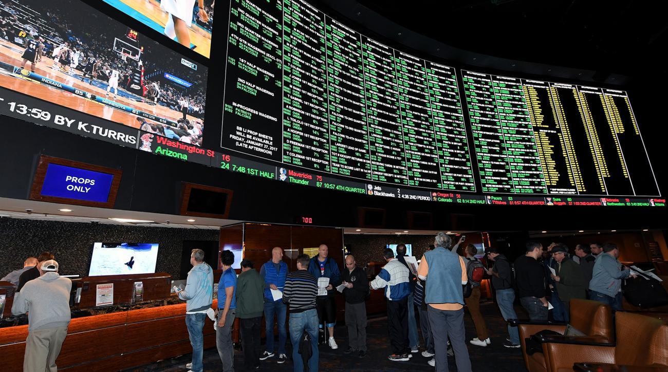 US Integrity - Sports Betting - Gambling