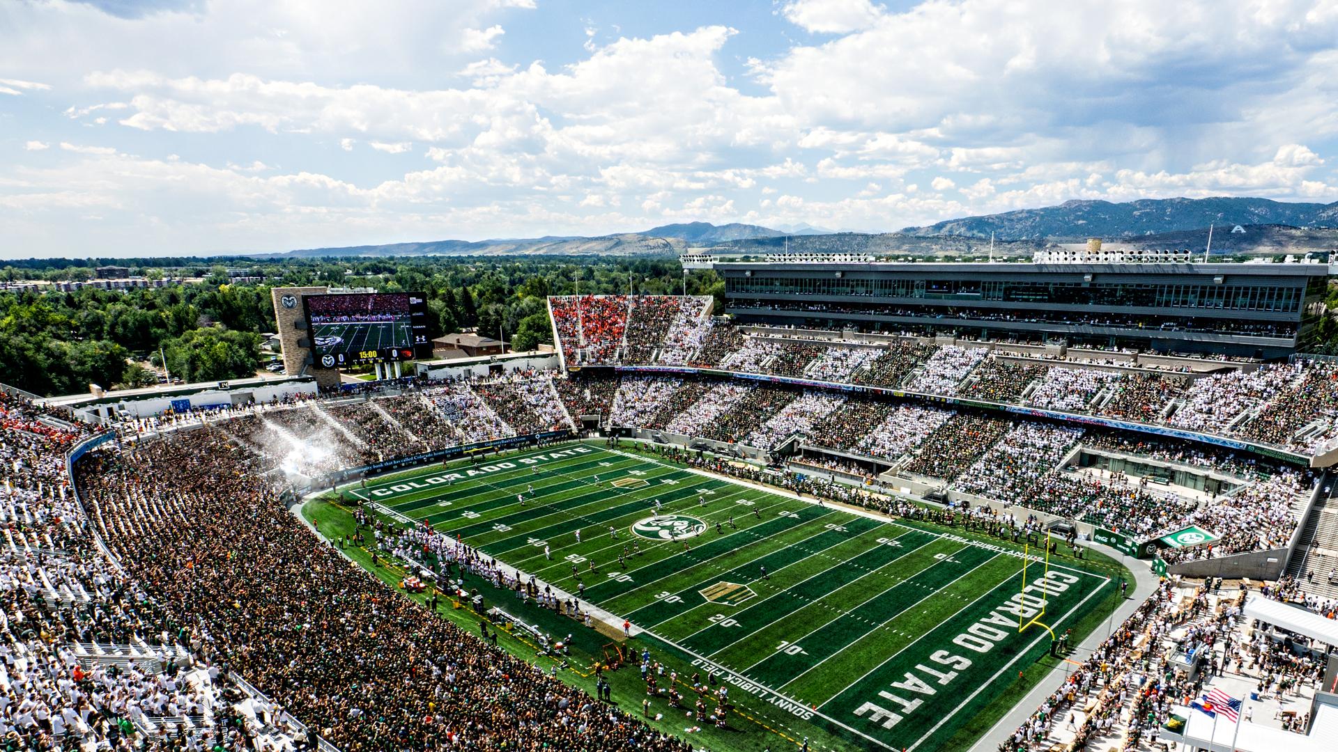 Colorado State - Football - Data