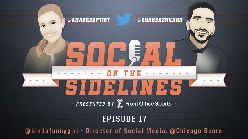 Social media - bears - sports -Jen Tulicki
