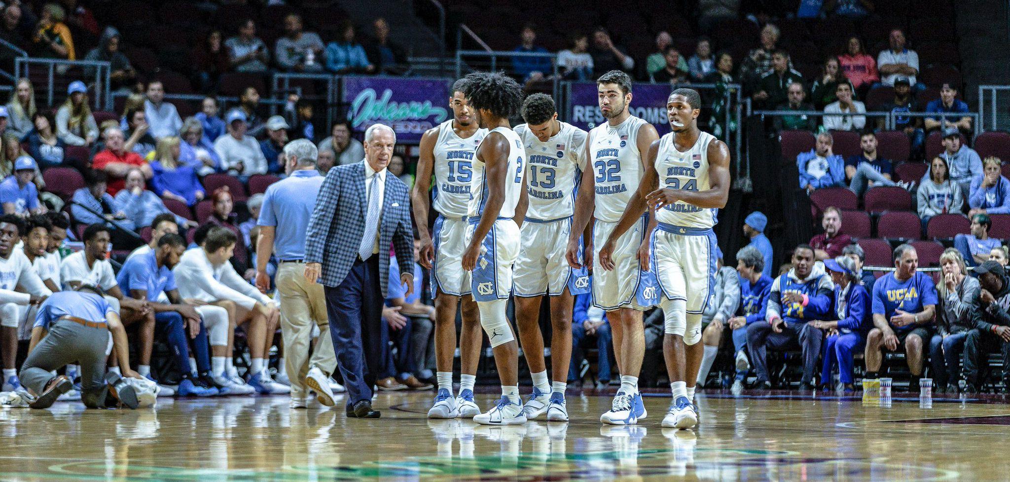 UNC- Basketball - Duke - Tech