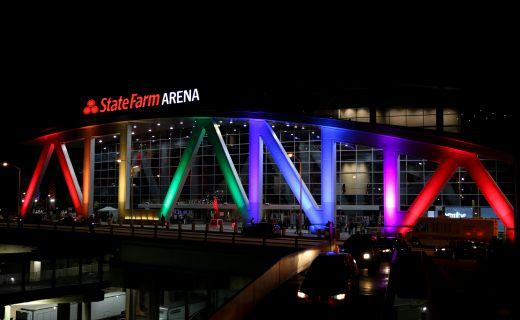 Atlanta Hawks Love