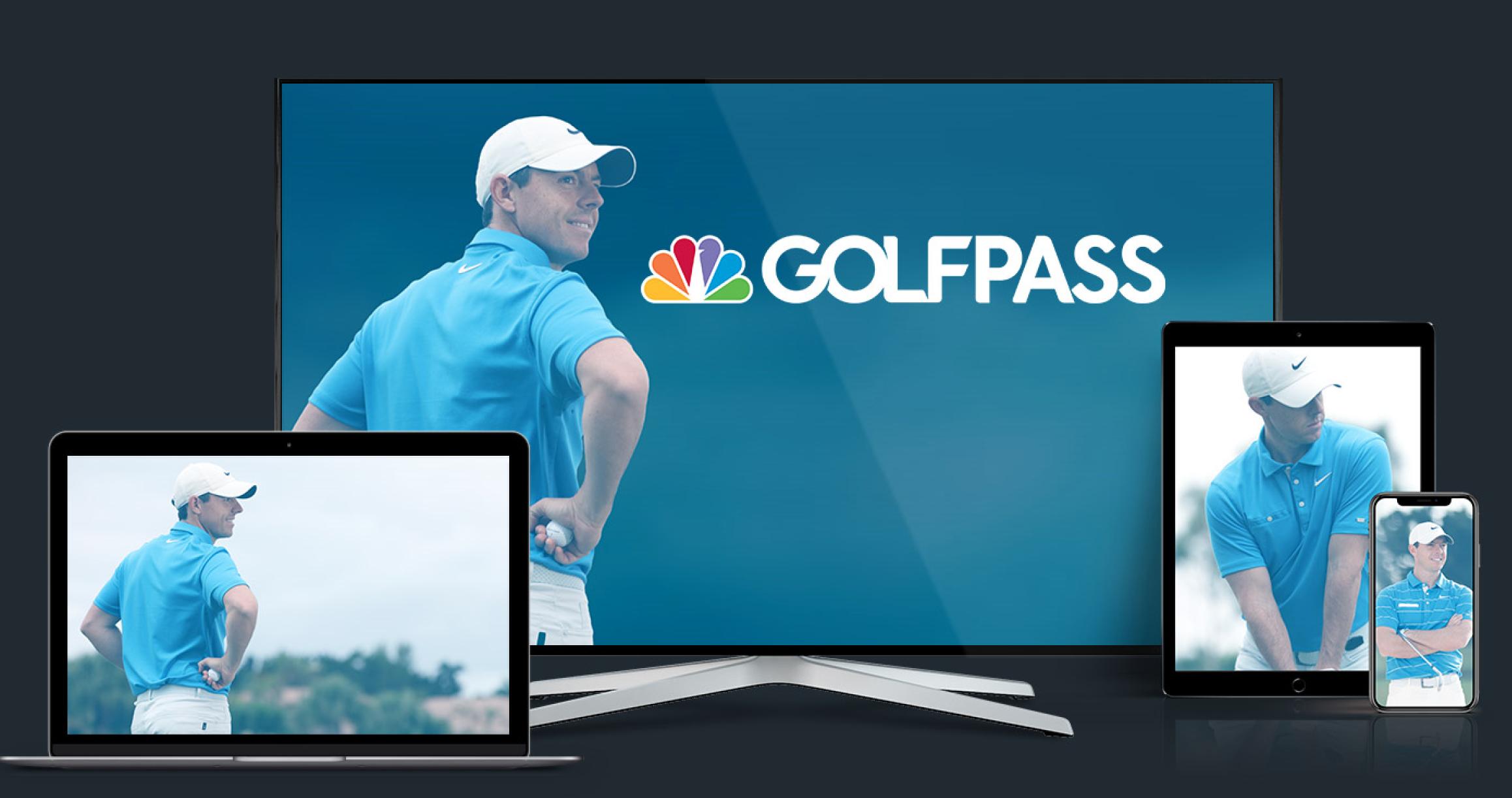 GolfPass McIlroy NBC