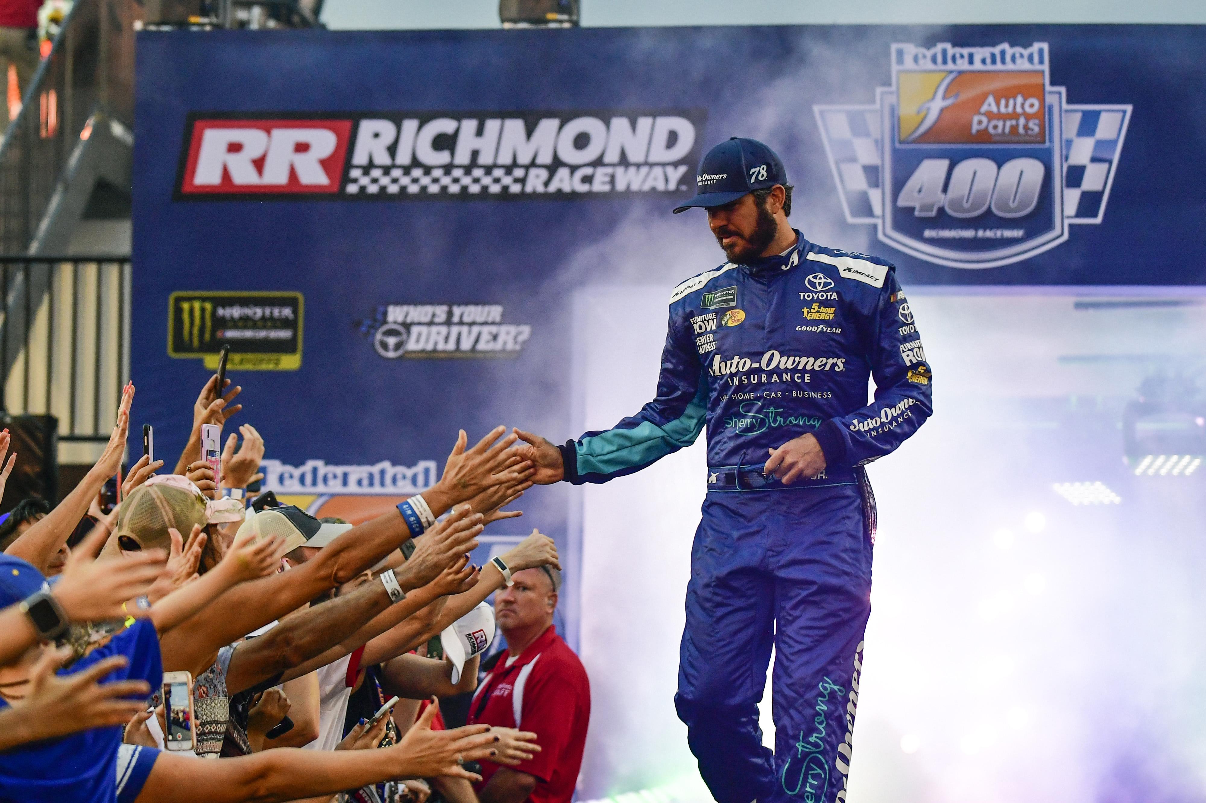 Richmond-racing-NASCAR