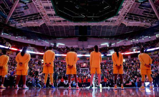 CBS Sports WNBA