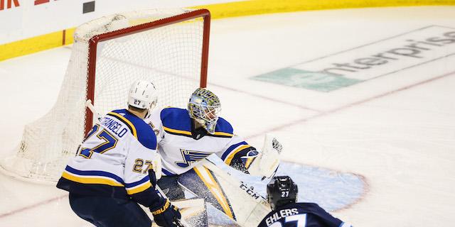 NHL Corner Ice