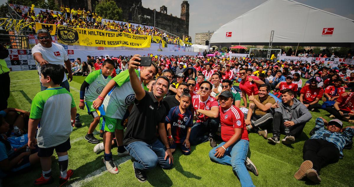Bundesliga Americas