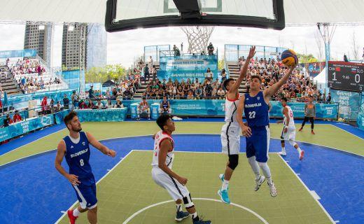 FIBA Wilson 3X3
