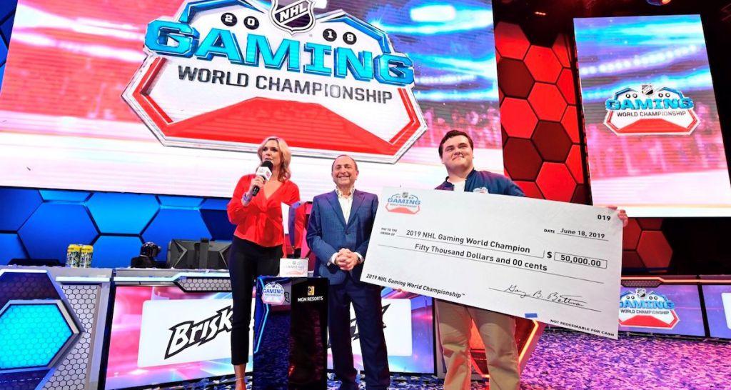 NHL Gaming World Championship