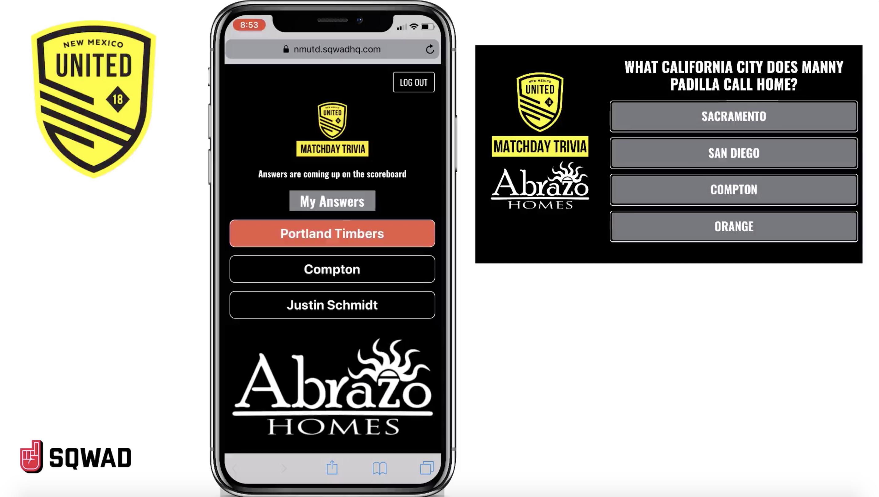 4852e323a New Mexico United Delivers Unique Digital Activation for Partner