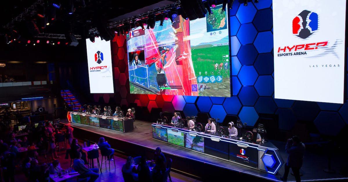 Allied Esports Entertainment