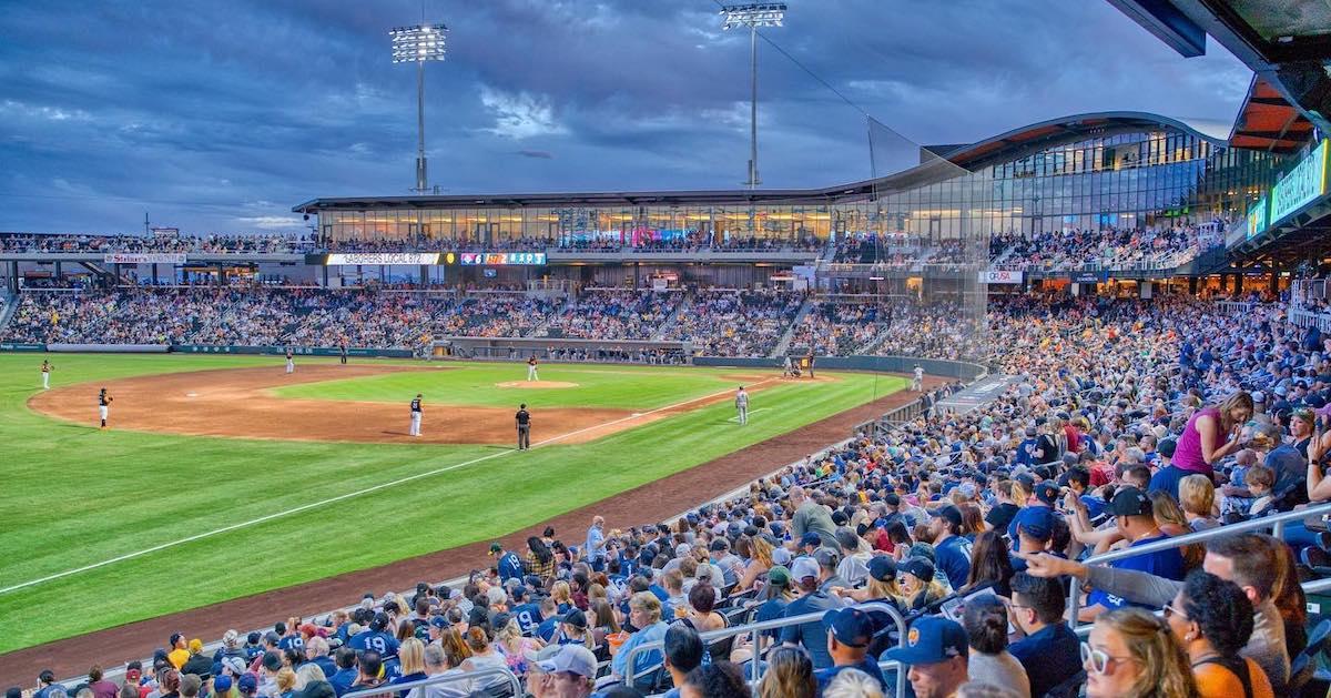 Vegas Ballpark Attendance