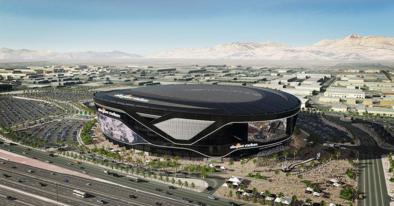 Allegiant Takes 'Aggressive' Step With Raiders Stadium Deal
