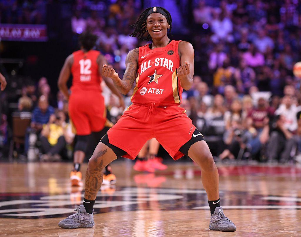 WNBA viewership first half 2019