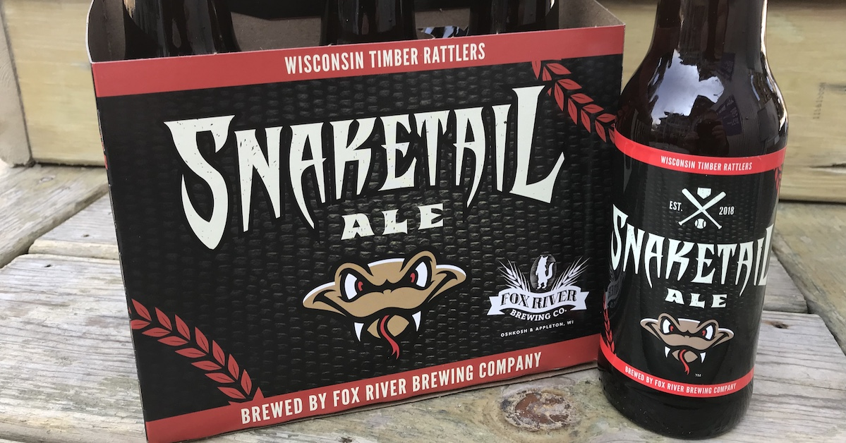 Baseball Craft beer