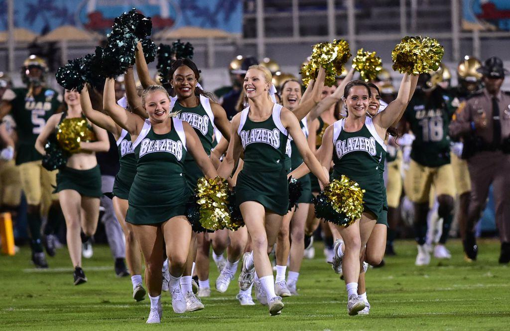 UAB Blazers College Athletics Revenue