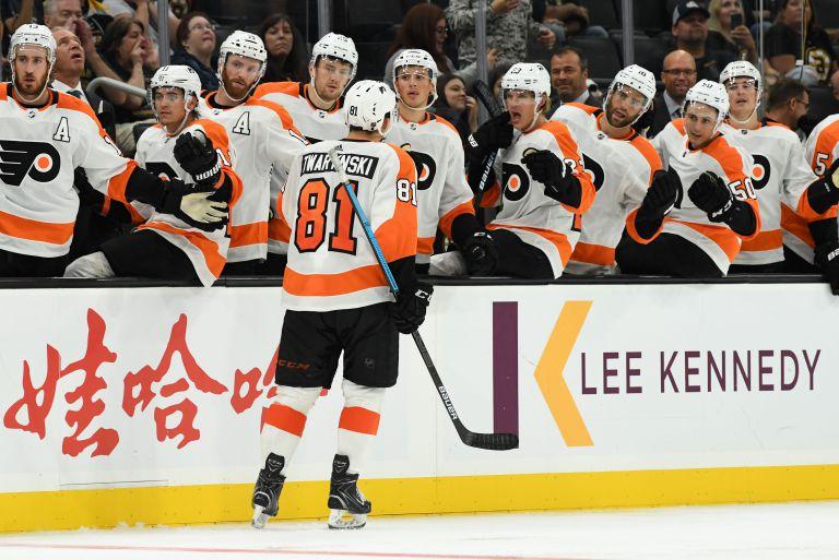 Philadelphia Flyers Showcase New Look In Behind The Scenes Series