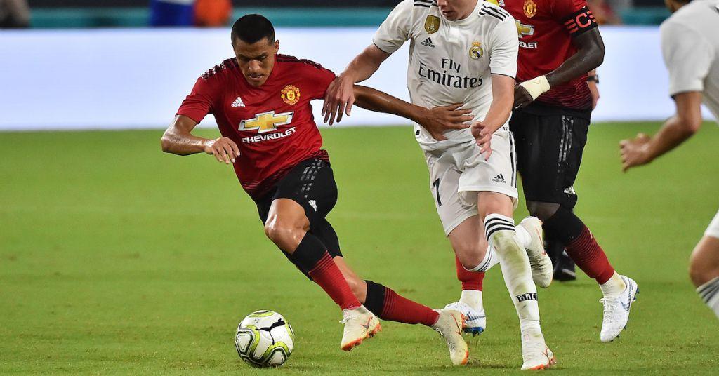 Manchester United Chivas Regal