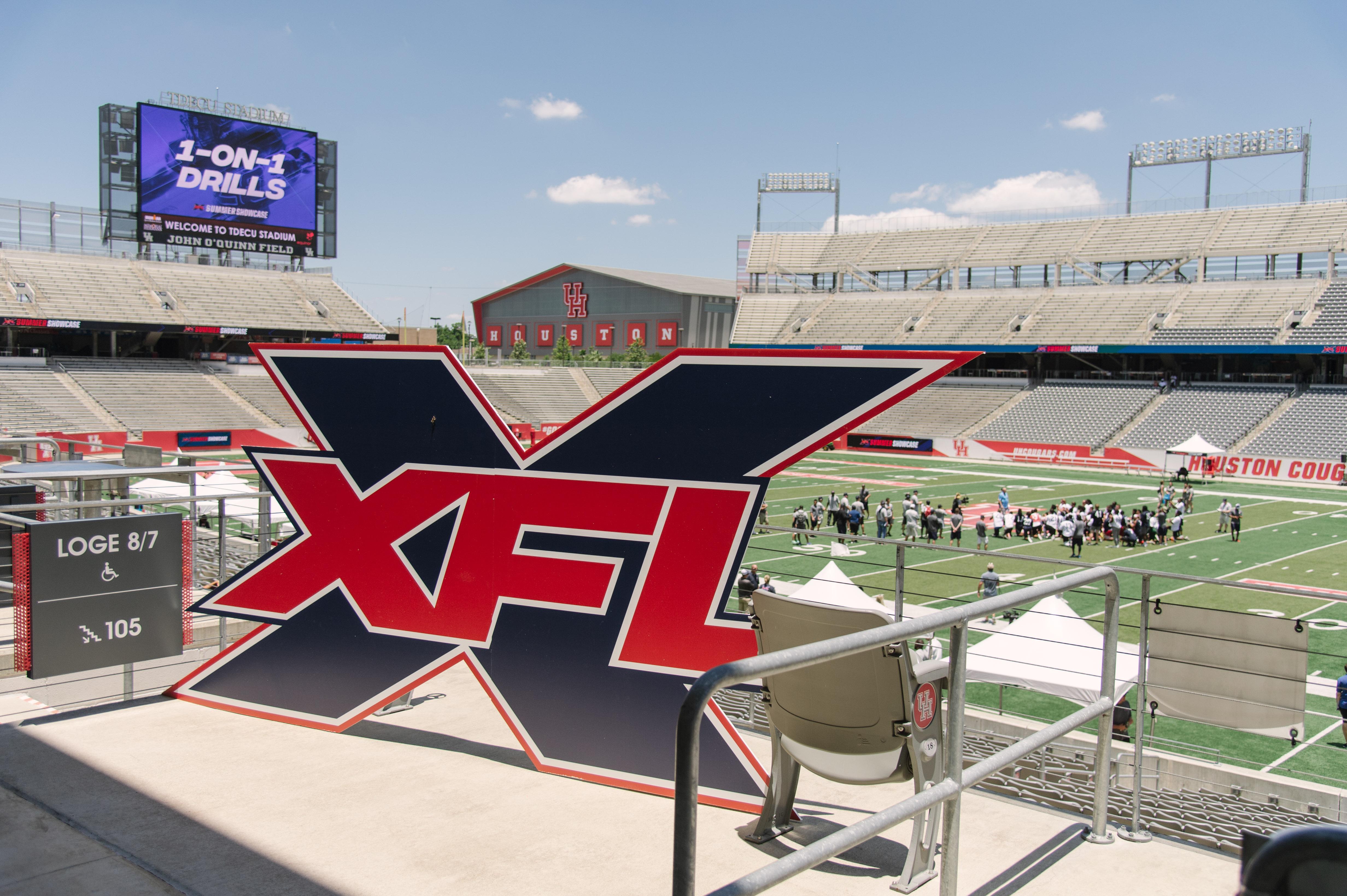 XFL Summer Showcase