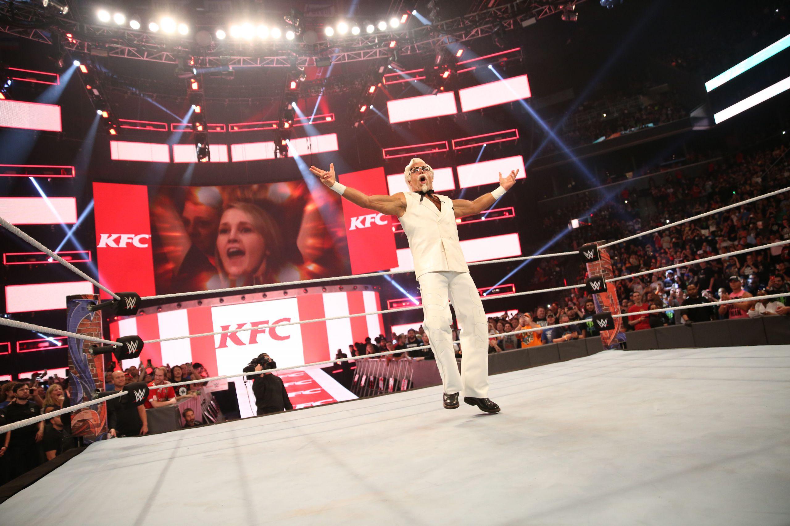 WWE KFC