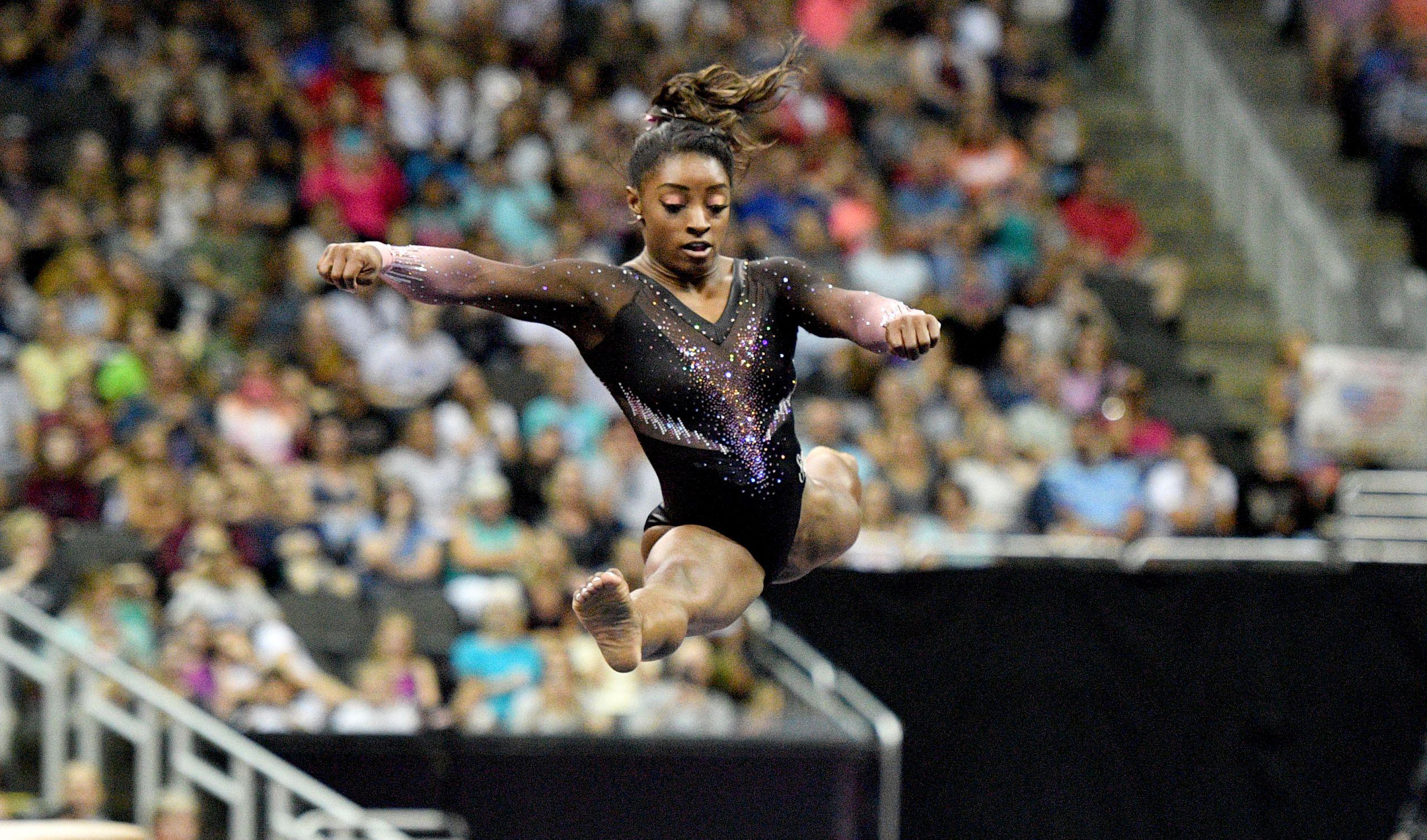 Simone Biles 2019 U.S. Gymnastics Championships