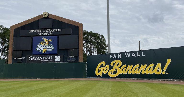 Savannah Bananas Drop Sponsorships and Put Faith in Fan Experience