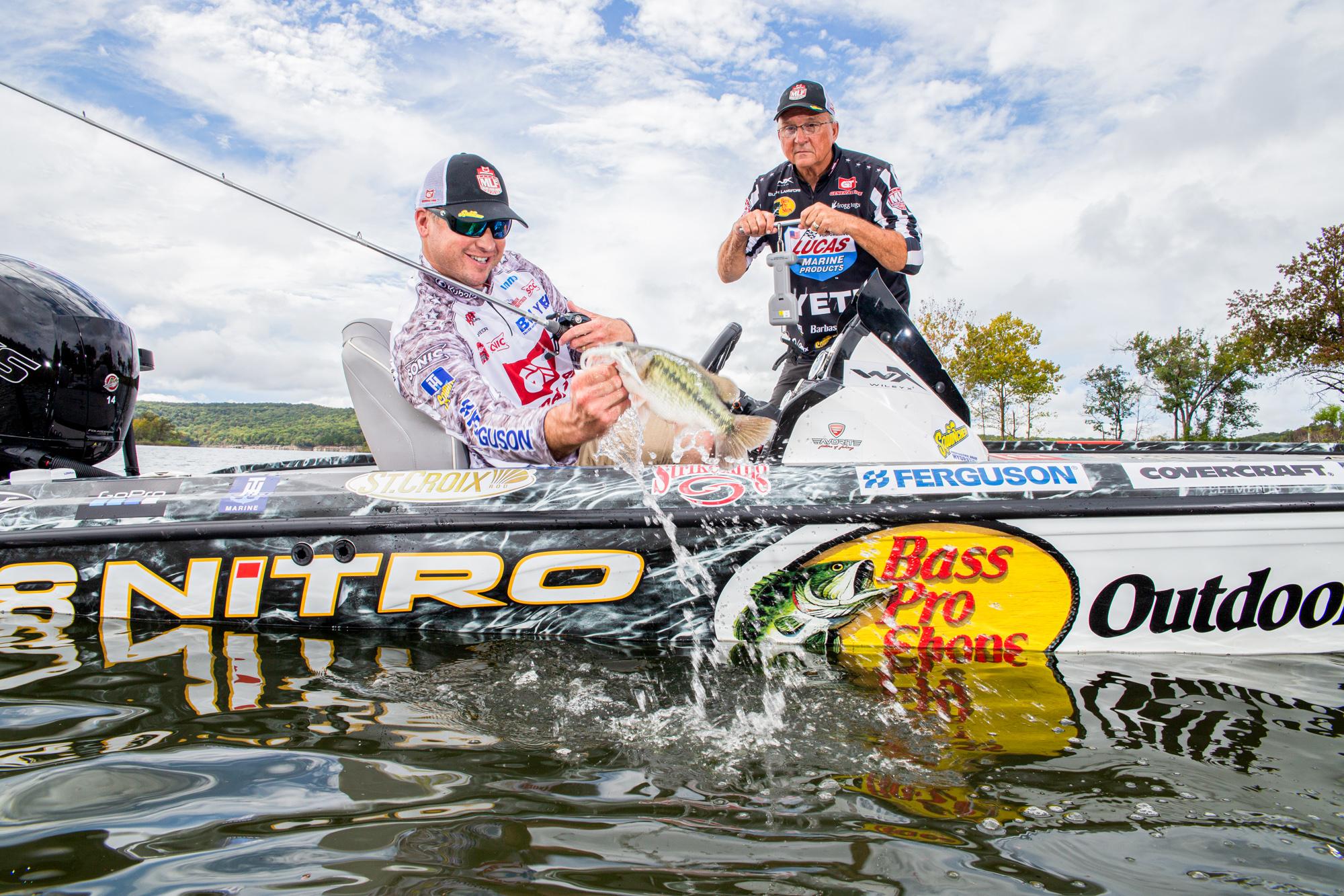 major-league-fishing-viewership-bass-pro-tour-stage-three-lake-fork-coronavirus