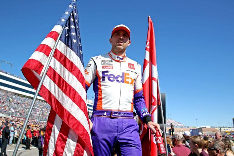 NASCAR Leverages Star Racers In Digital Extension Of Season