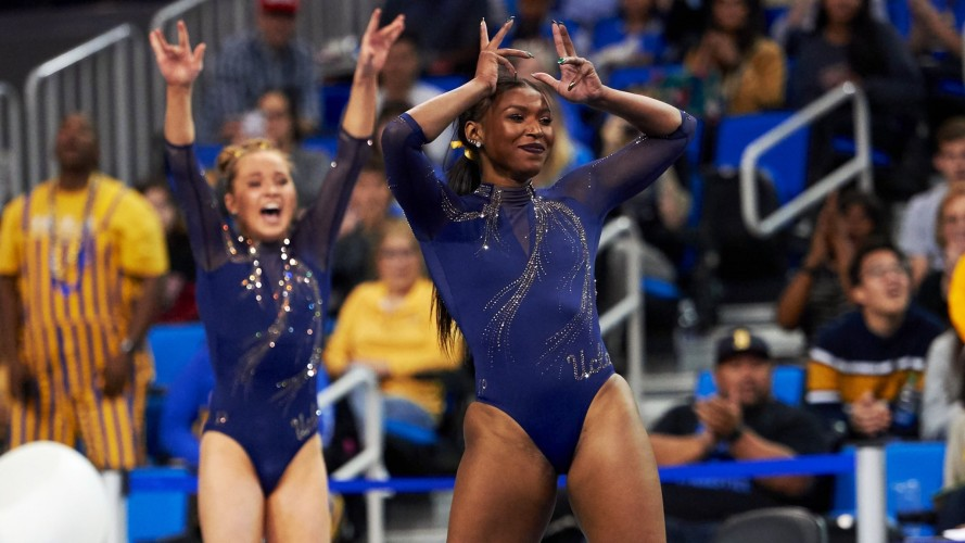 Ucla Gymnastics Lands Another Viral Hit With Performance And Packaging