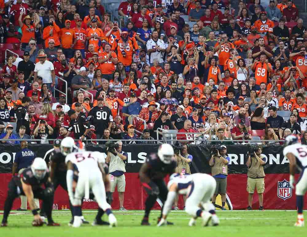 NFL crowd