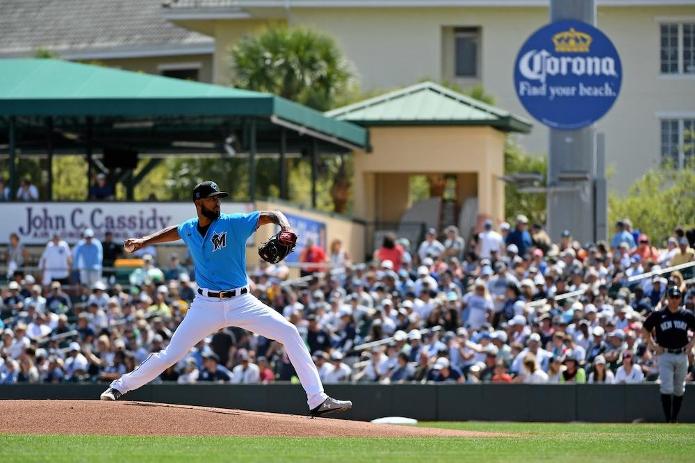 Marlins Pitcher