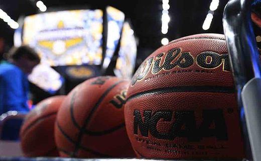 Wilson NCAA balls