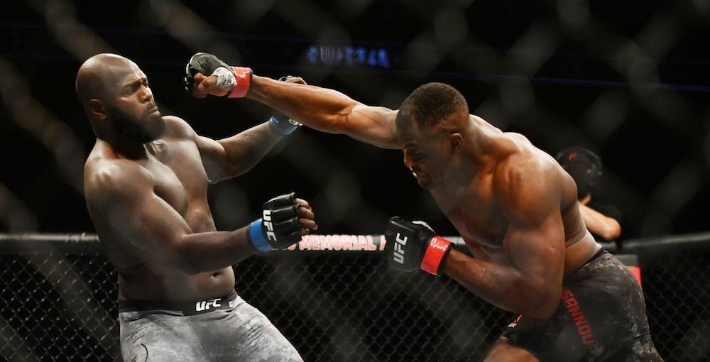 Endeavor dodge UFC