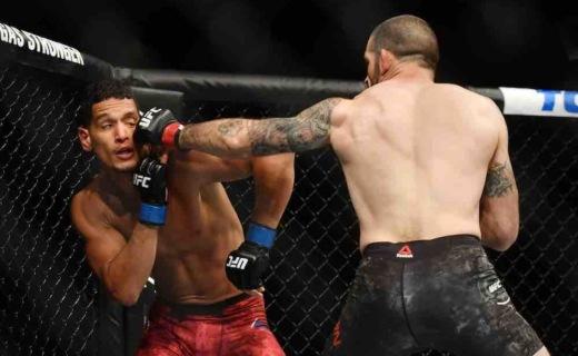UFC punch