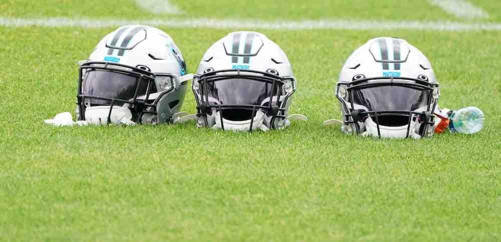 football visors