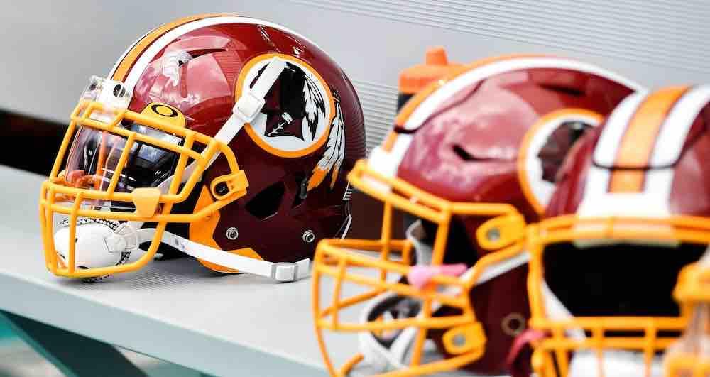 Redskins Helmets