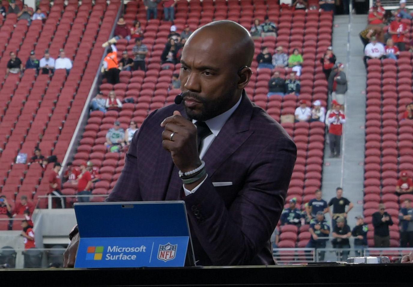Louis Riddick ESPN Monday Night Football