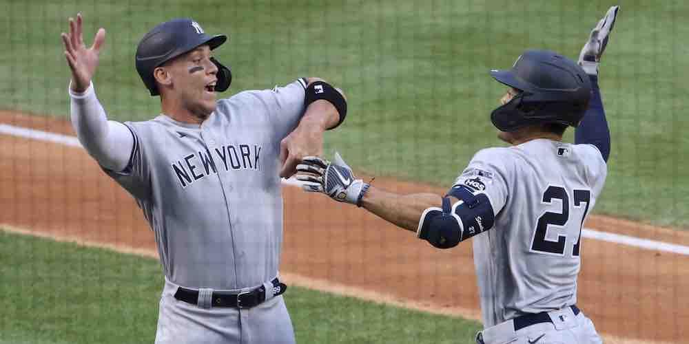Yankees Celebrates