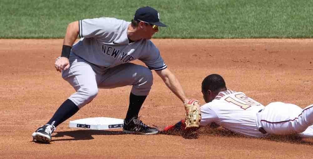 Yankees slide