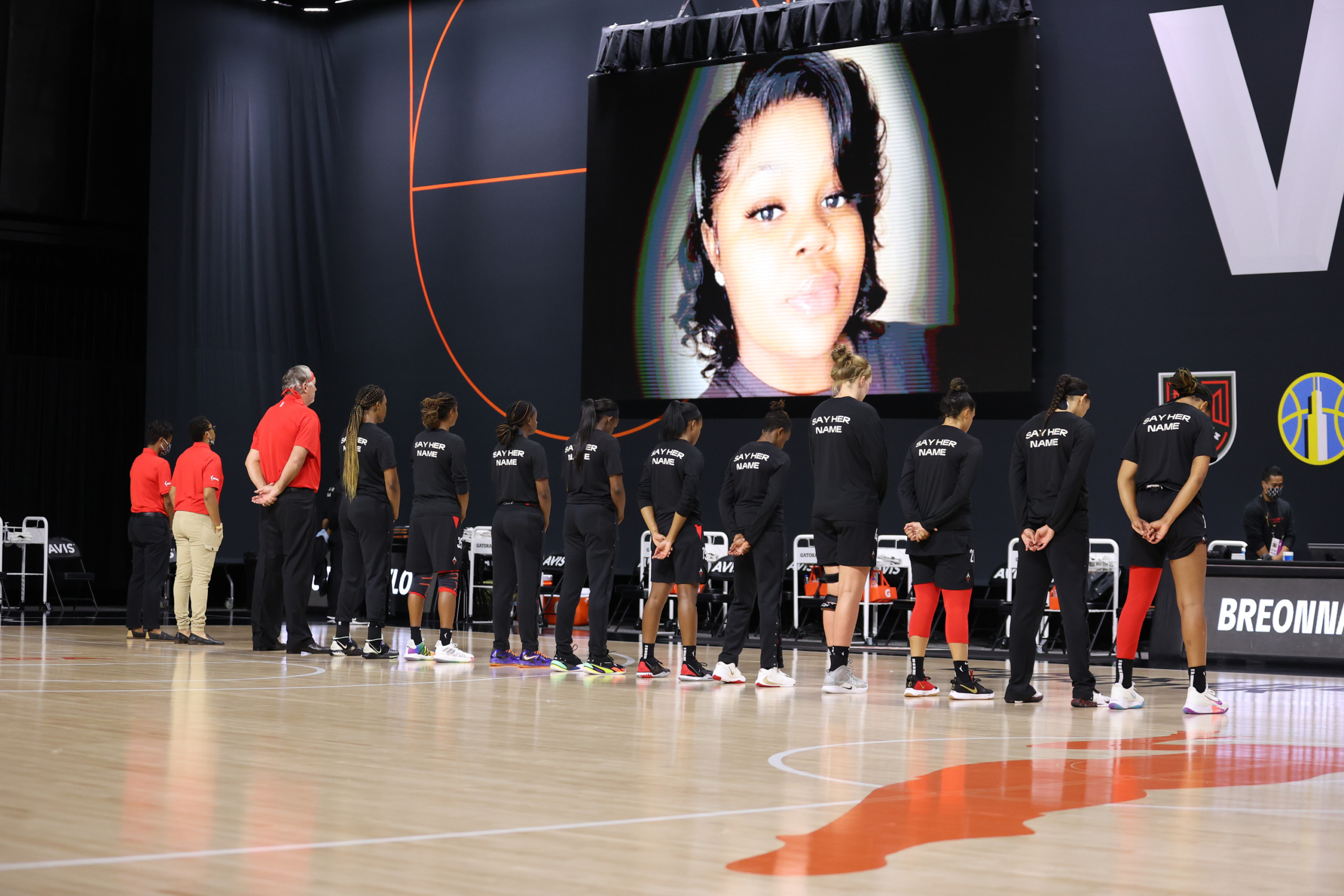 BreakingT Meets the Moment for Socially Charged WNBA Season