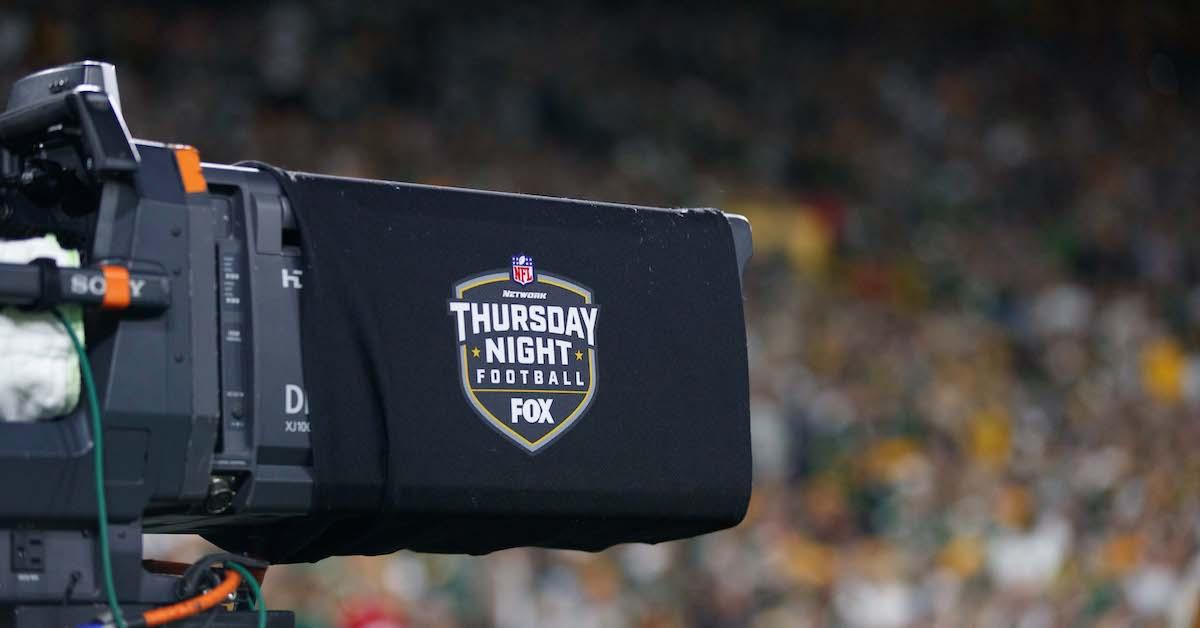 Fox NFL Camera