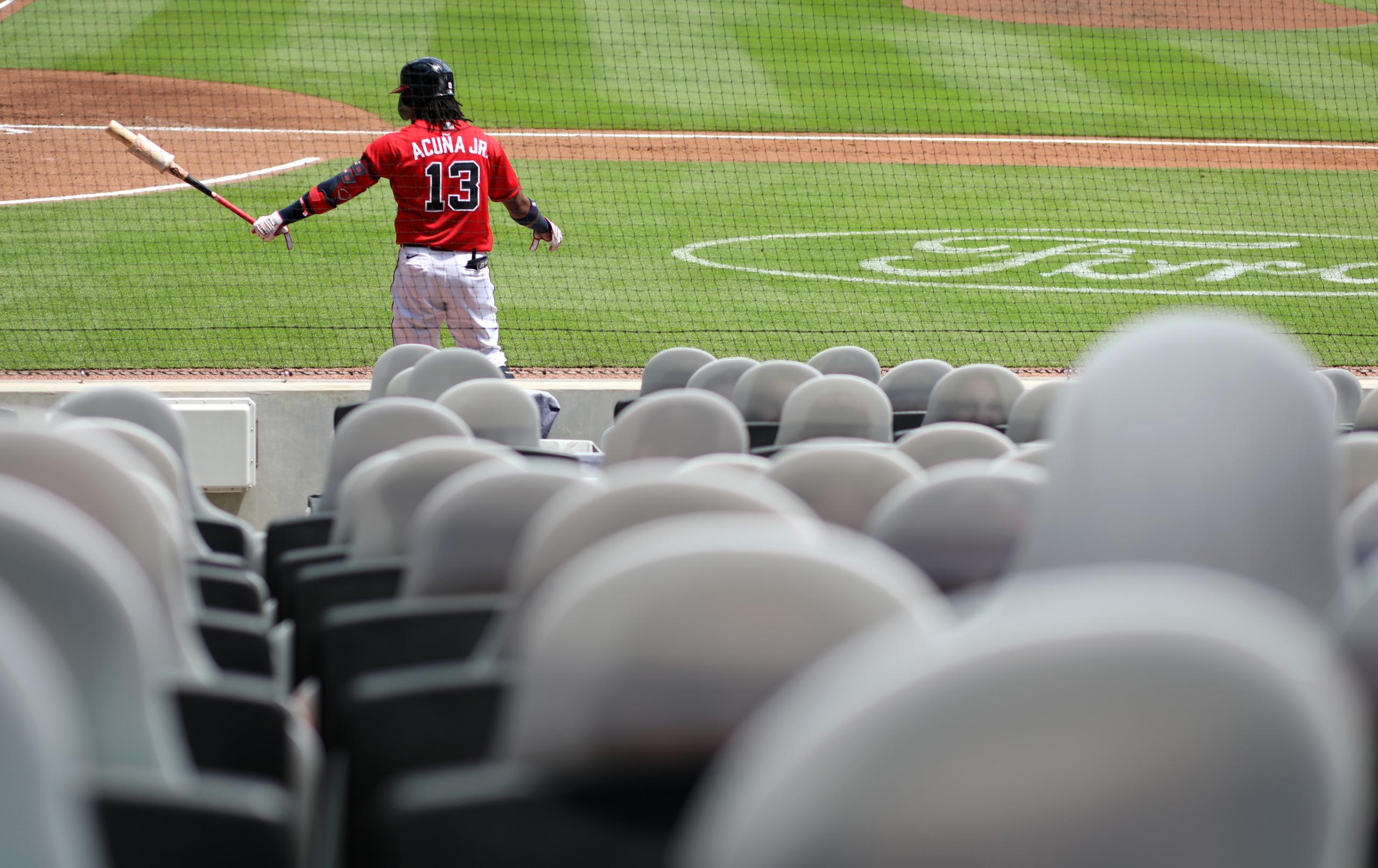 Atlanta Braves Parent Company Reports 95% Drop in Team's Q2 Revenue