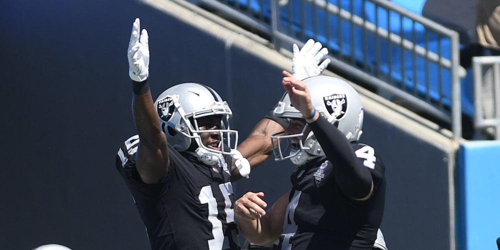 Raiders Celebrate