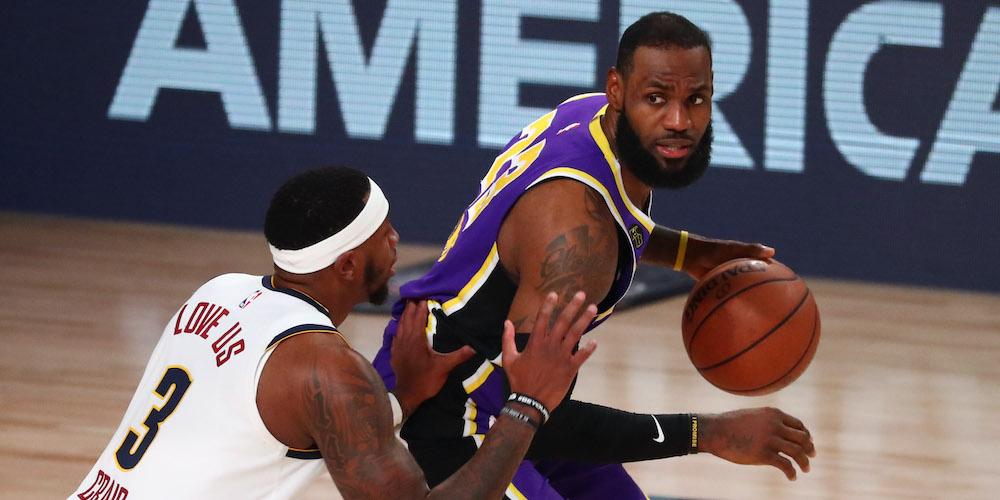 LeBron NBA Conference Finals