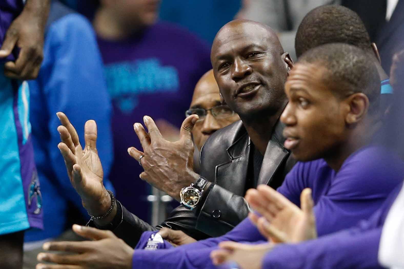 Michael Jordan Among 8 Members of First NBA Foundation Board of Directors