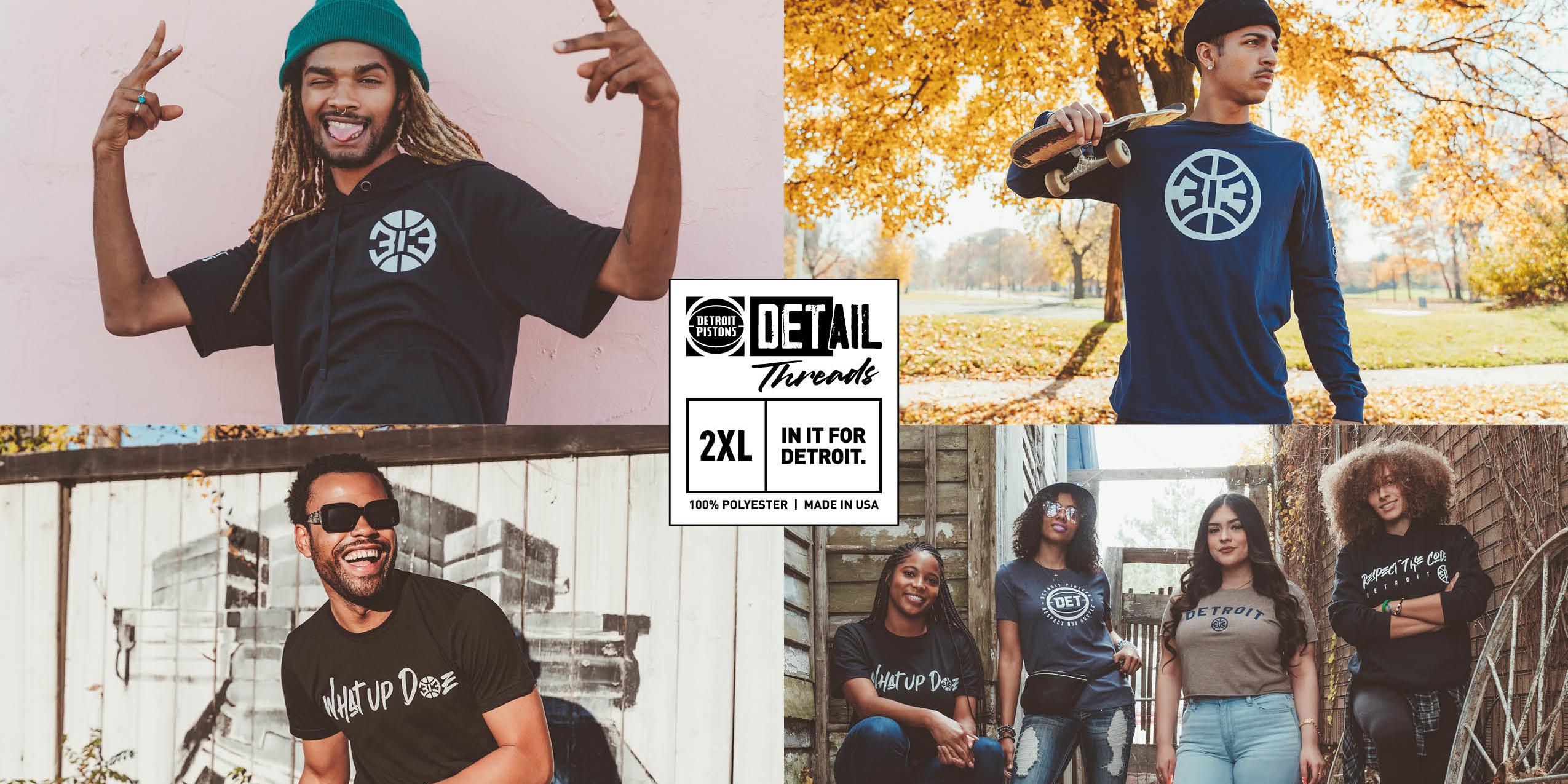 Detroit streetwear