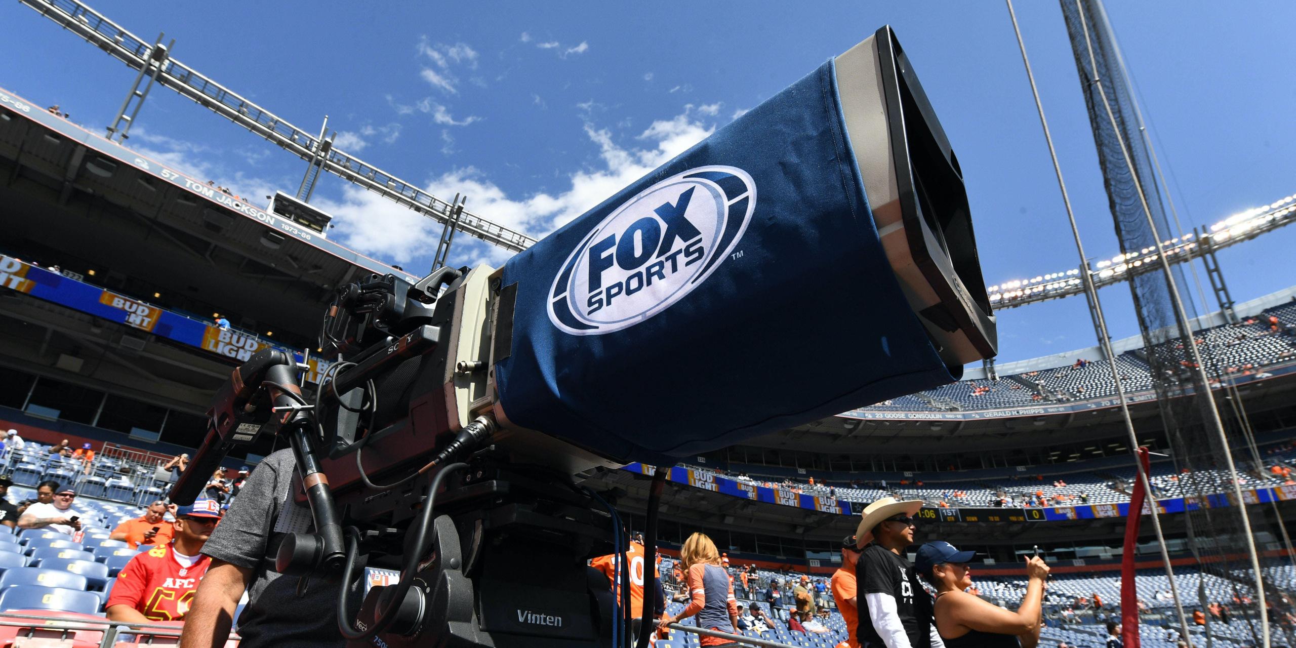Fox Sports Camera