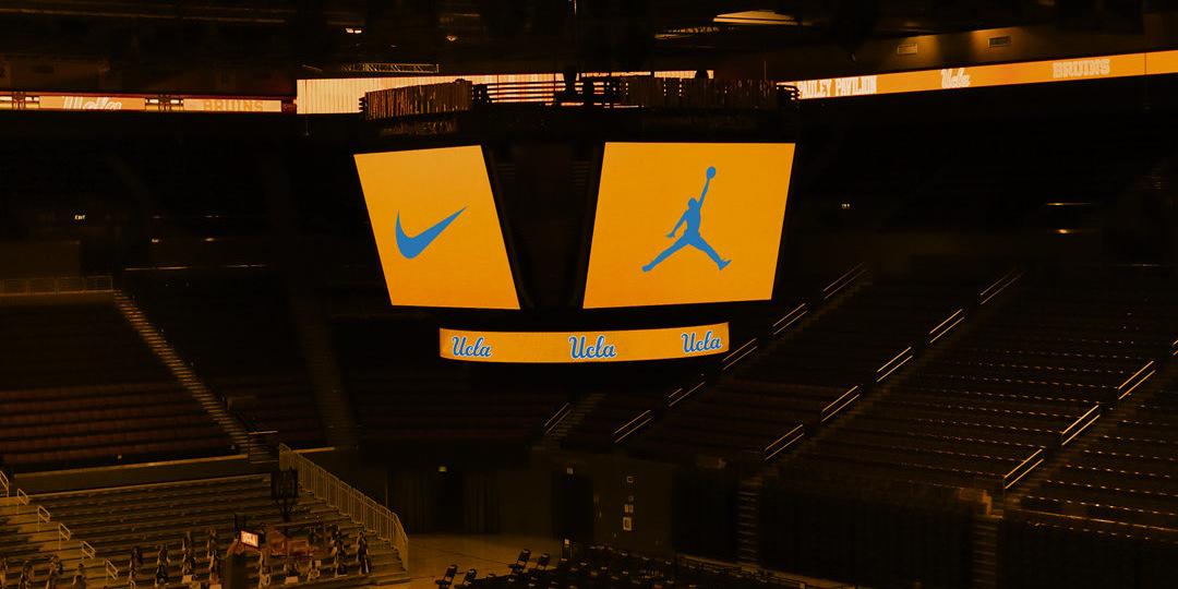UCLA x Jordan