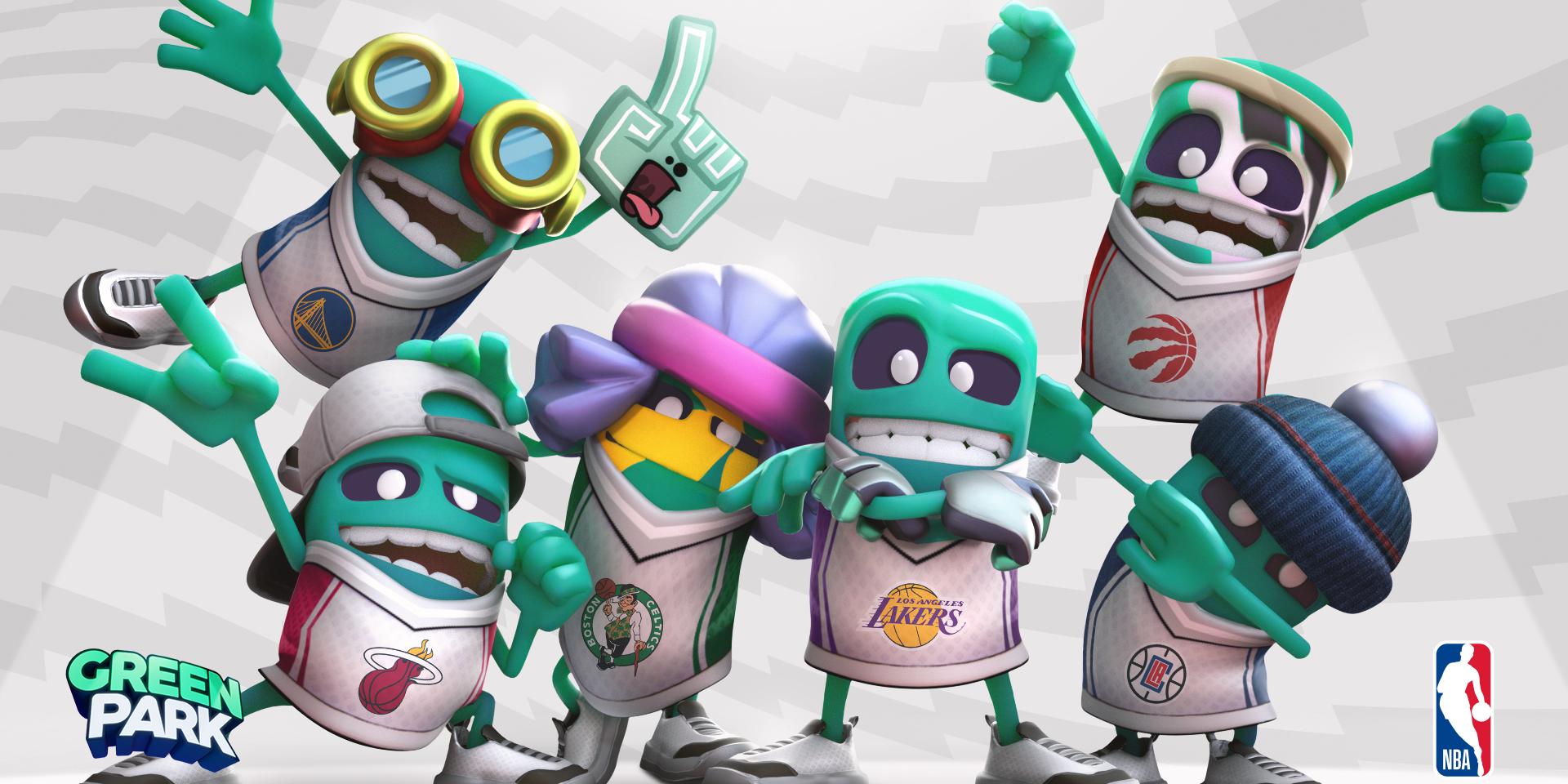 GreenPark NBA